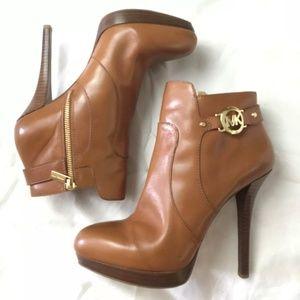 Michael Kors Brown Boots